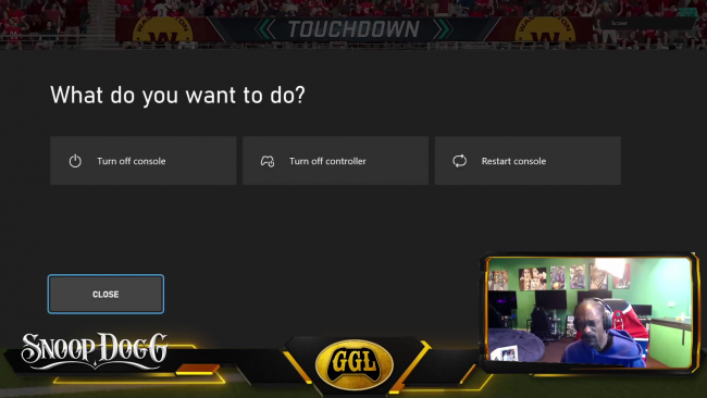 After 15 minutes livestreaming Madden NFL 21 on Twitch, Snoop Dogg ragequit