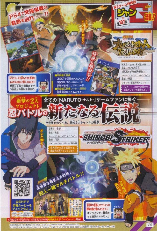 Naruto to Boruto: Shinobi Striker - Gamereactor UK