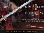 Console pre-orders are now live for Chivalry 2