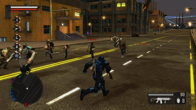 crackdown 2 pc gameplay