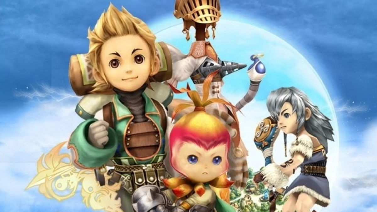 Final Fantasy Crystal Chronicles Remaster Is Here In January