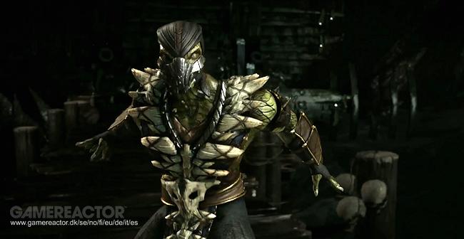 Reptile Confirmed For Mortal Kombat X