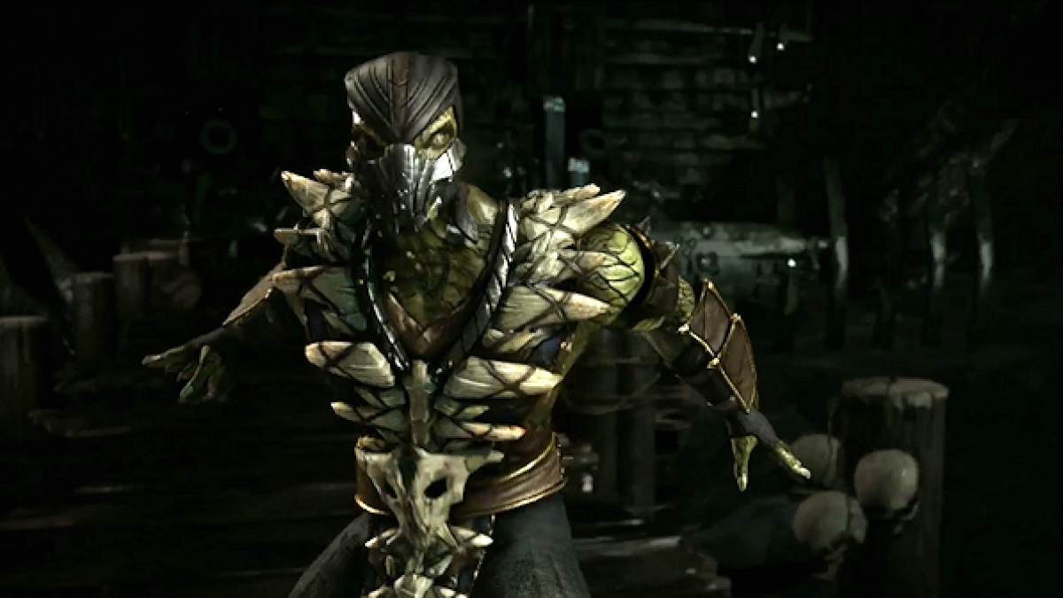Unlock Mortal Kombat X S Secret Fight