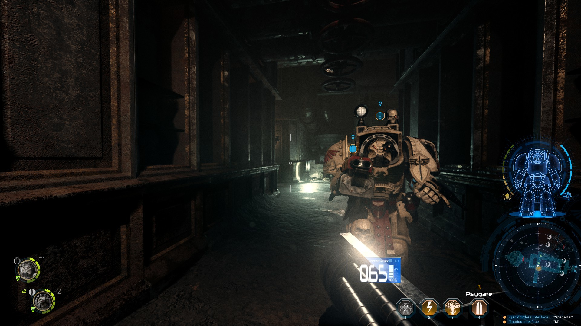 Space Hulk: Deathwing - Enhanced Edition Review - Gamereactor