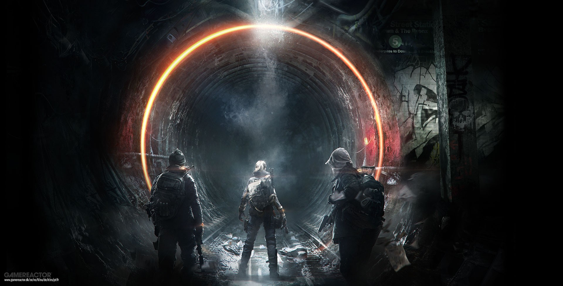 There's a temporary solution to The Division's connection issue
