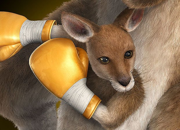 Roger the Kangaroo no longer in Tekken 7
