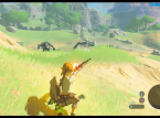 Mixed gameplay clips of Zelda: Breath of the Wild's first DLC