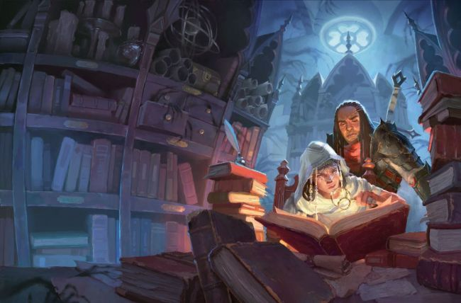 Dungeons and Dragons announces new book, Candlekeep Mysteries