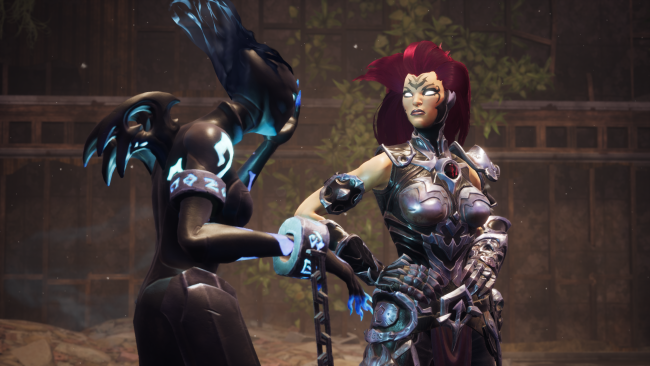 Darksiders 3's Gamescom trailer brings the Fury