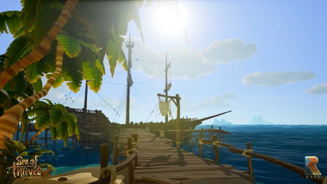 Rare details what happens a board a ship in Sea of Thieves