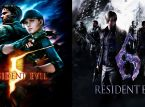 Resident Evil 5 and 6 gets gyro and motion controls on Switch