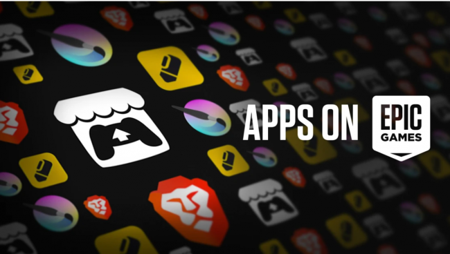 Several new PC apps have been added to Epic Games Store