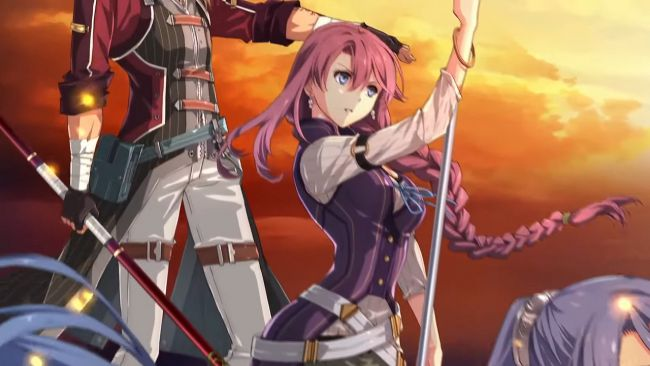 Trails of Cold Steel IV announced for PC, PS4 and Switch