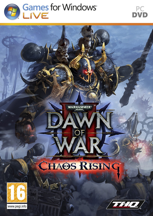 crack warhammer dawn of war 2 chaos rising