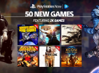 Sony announces 50 new games coming to PlayStation Now
