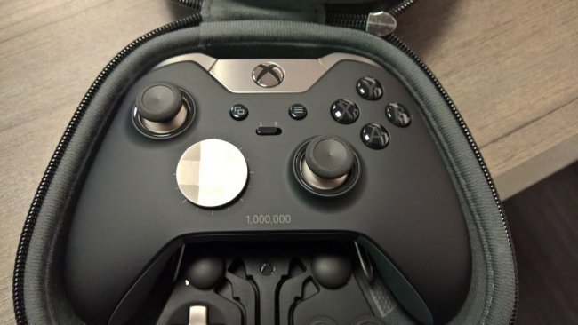 One million Xbox One Elite Controllers have been sold