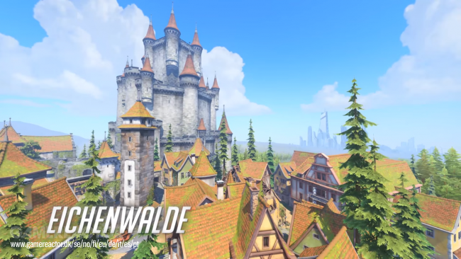 Two hours of Eichenwalde gameplay from Overwatch