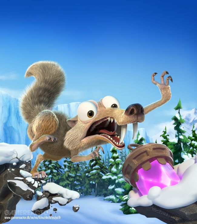Ice Age: Scrat's Nutty Adventure launches alongside new trailer