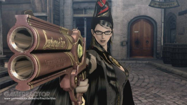 New backwards compatible Xbox titles include Bayonetta