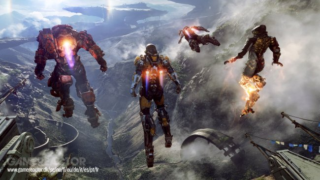 Get your Javelins ready with Anthem's launch trailer
