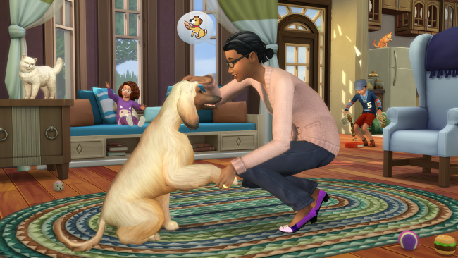 Cats & Dogs are coming to The Sims 4
