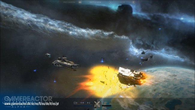 Endless Space 2 - Hands-on Impressions Preview - Gamereactor UK