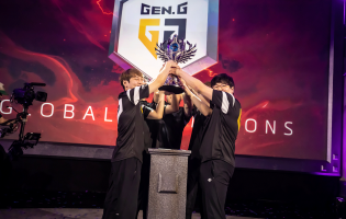 Gen.G wins the Heroes of the Storm Global Championship