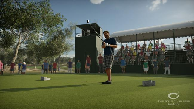 The Golf Club 2019 is a sequel full of new features