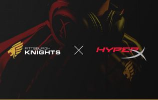 Pittsburgh Knights announce sponsorship deal with HyperX
