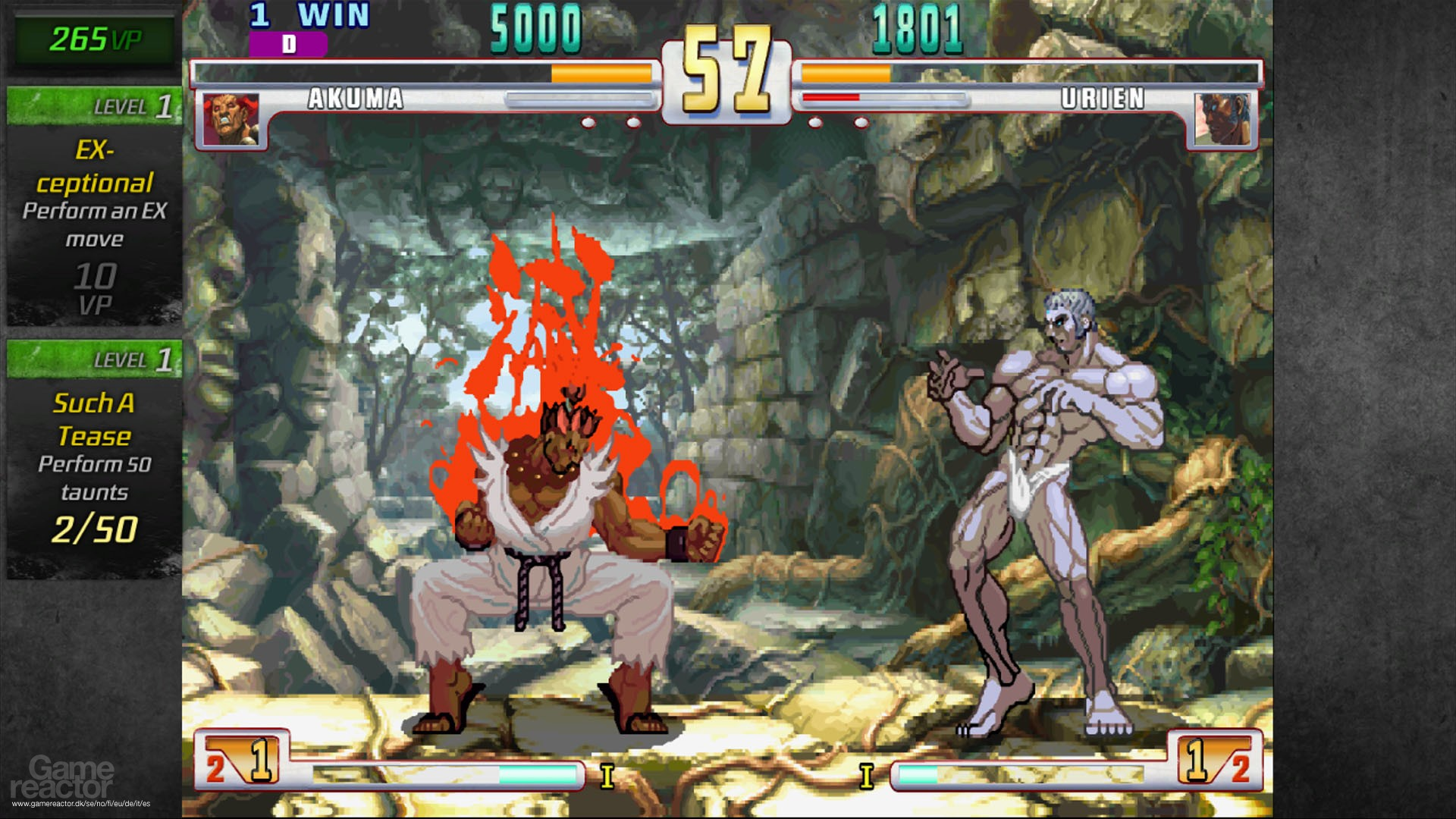 Pictures Of Street Fighter Iii 3rd Strike Online Edition 1 2