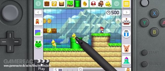 Super Mario Maker for Nintendo 3DS Review - Gamereactor