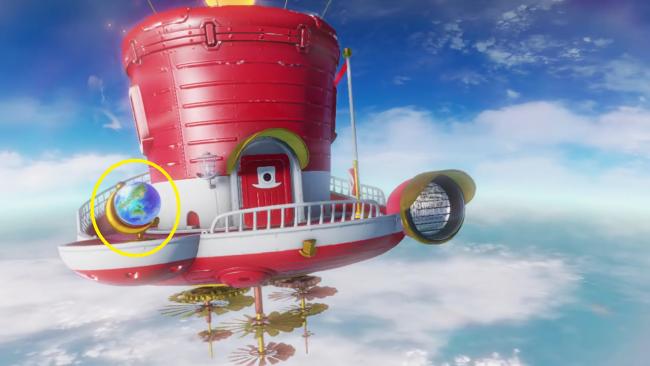 Super Mario Odyssey S Secrets