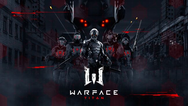 Warface lands on Nintendo Switch