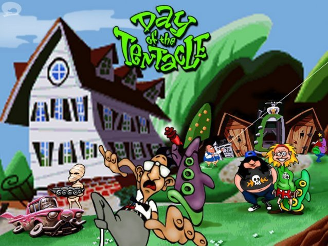 Day of the Tentacle: Special Edition announced