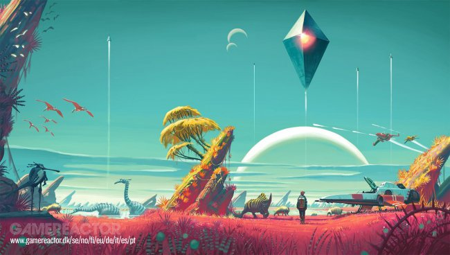 No Man's Sky: Music for an Infinite Universe tour announced