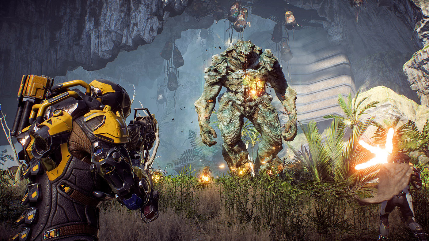 Pictures Of Anthem Runs In Native 4k On Xbox One X 1 1