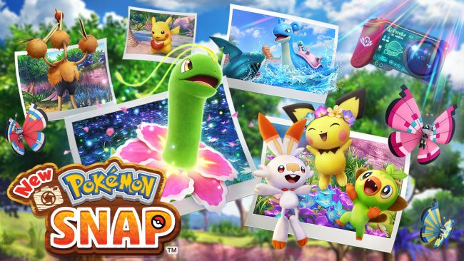 New Pokémon Snap tells you everything you should know