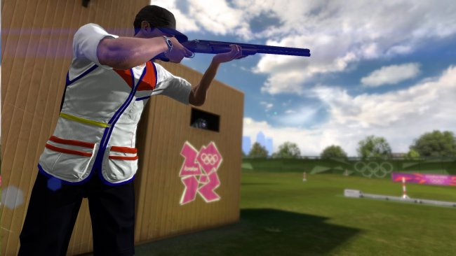 London 2012 - The Official Video Game of the Olympic Games