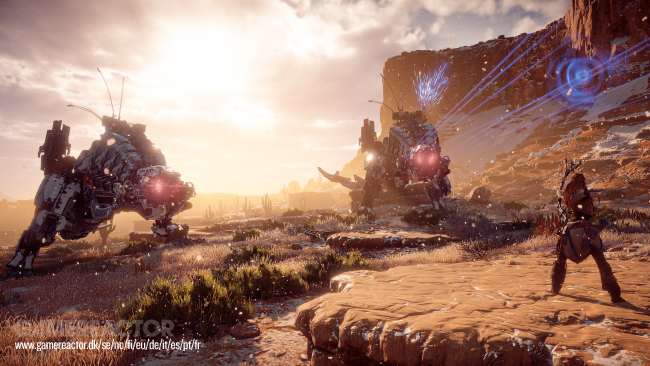 PC updates for Horizon Zero Dawn are set to become more infrequent moving forward