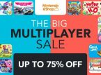 Over 190 Switch games are discounted in Nintendo's Big Multiplayer Sale