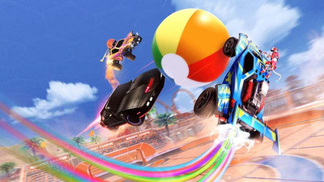 Rocket League's Radical Summer starting third phase next week