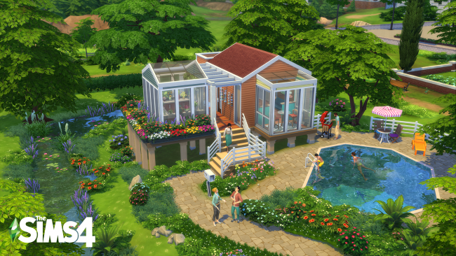 The Sims 4's Tiny Living Stuff pack lands this month