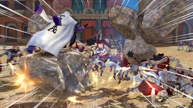 One Piece: Pirate Warriors 3 Deluxe coming to Switch