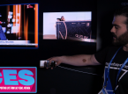 Samsung demonstrates Multiview to us at CES