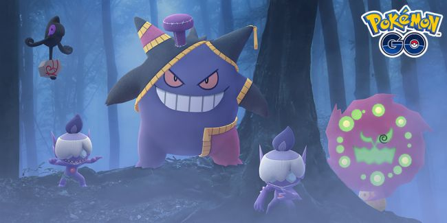 Galarian Yamask comes to Pokémon Go in new Halloween event