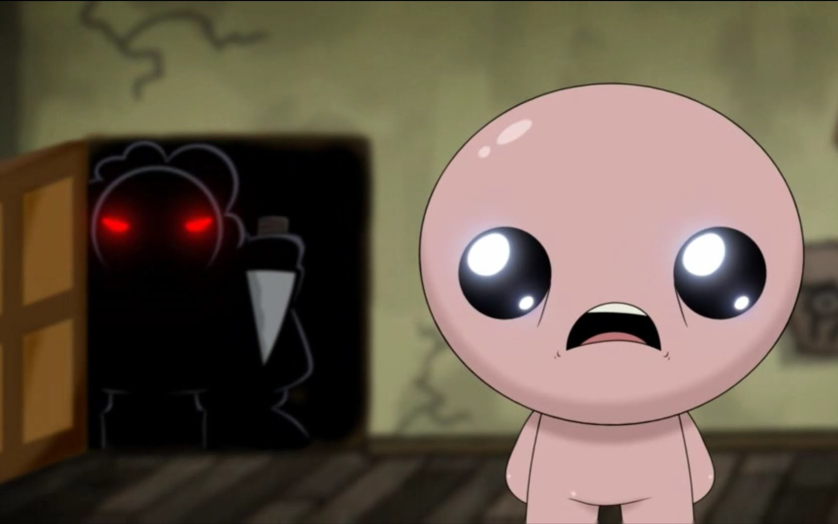 Binding of Isaac: Afterbirth+ hitting Switch on September 7