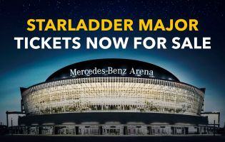 Tickets for StarLadder CS:GO Major now available