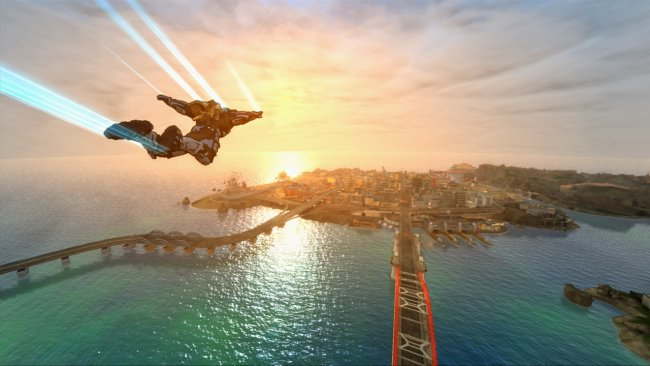 Crackdown 2 studio Ruffian Games working with Rockstar