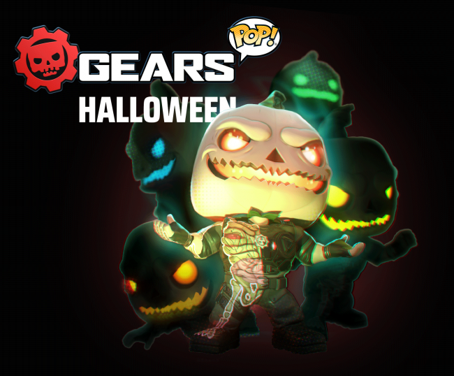 Gears POP! gets its own Halloween event