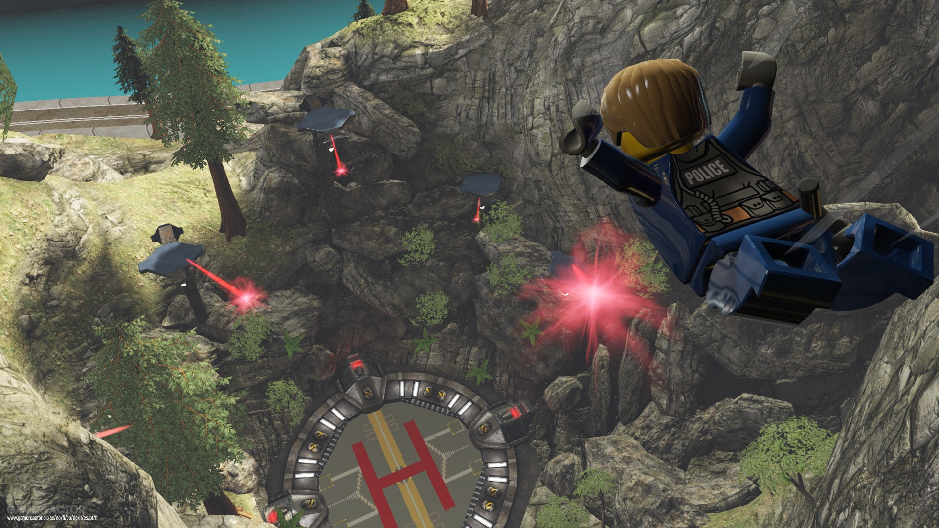 Pictures Of Lego City Undercover On Switch 2 5